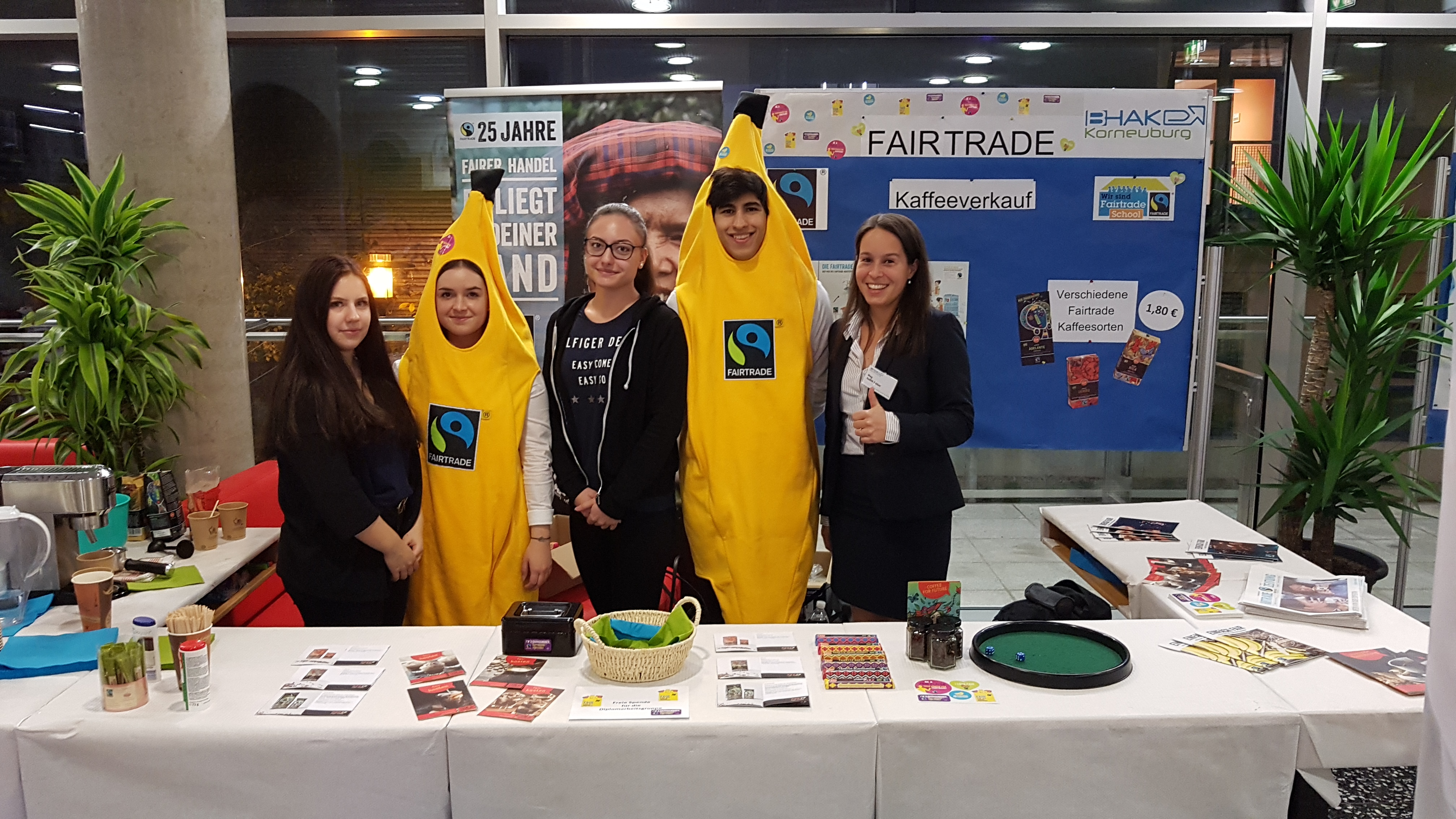 FAIRTRADE@School - Projektteam